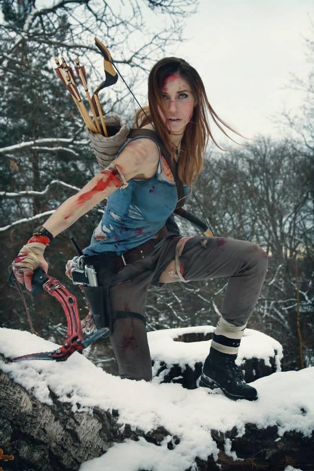 Lara Craft Nude Photos 6