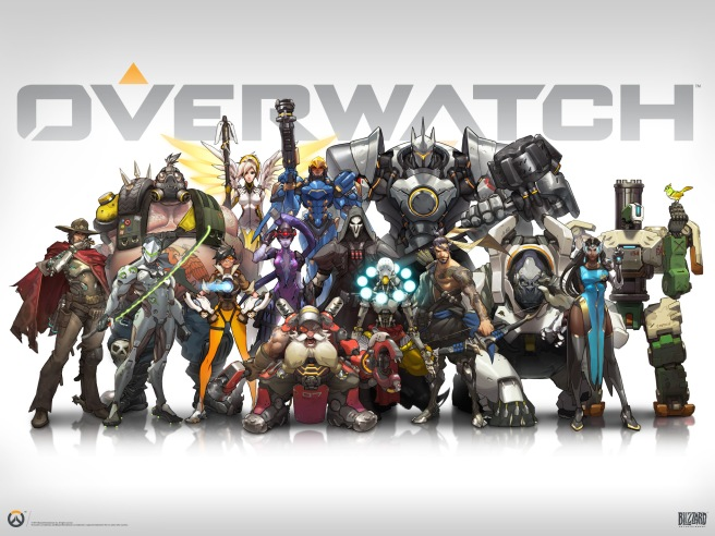 Overwatch squad goals